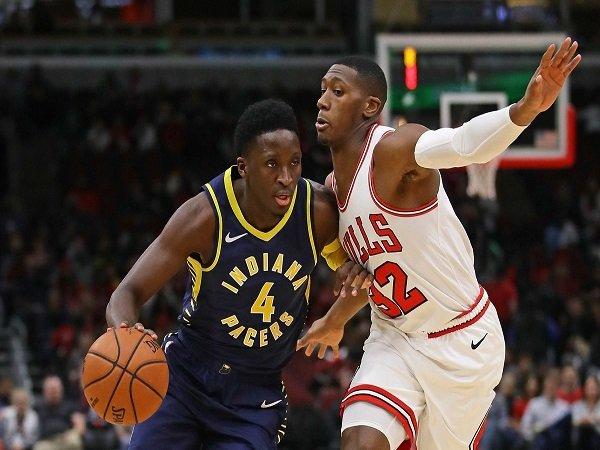 Chicago Bulls Hentikan Perlawanan Indiana Pacers