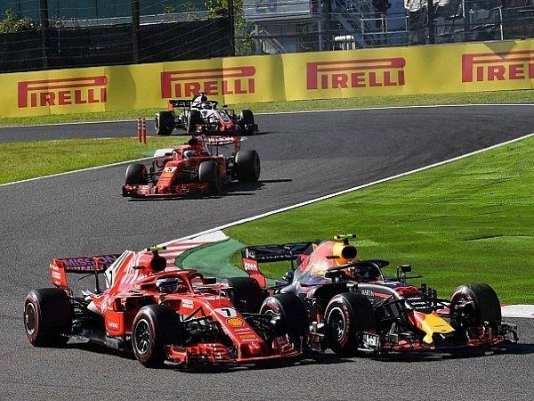 Usai Ditabrak di Suzuka, Raikkonen Justru Bela Verstappen
