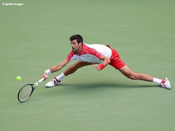Lolos Ke Perempatfinal Di Shanghai, Novak Djokovic Kembali Jadi Ancaman