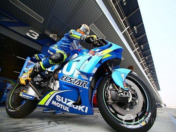 Optimisme Rins Jelang MotoGP Jepang di Motegi