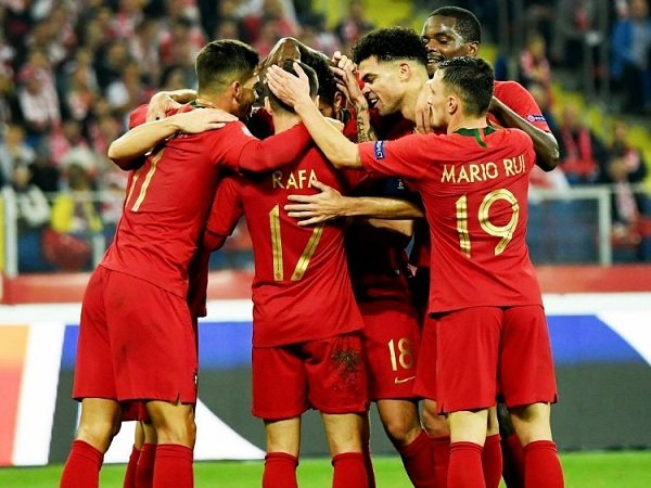 Santos Klaim Timnas Portugal Tidak Jadi Lebih Baik Tanpa Ronaldo