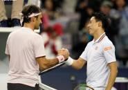 Demi Pertahankan Gelar Shanghai Masters, Roger Federer Habisi Kei Nishikori