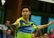 Cheam June Wei ke Final Dutch Open 2018