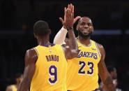 Luke Walton Terkesan Dengan Senioritas LeBron James dan Rajon Rondo