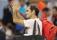 Telan Kekalahan Pahit, Roger Federer Tetap Senang Dengan Caranya Bermain