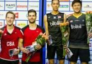 Hasil Final Dutch Open 2018, Lima Negara Berbagi Gelar