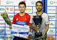 Kalahkan June Wei, Sourabh Verma Juara Dutch Open 2018