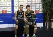 Wahyu/Ade Juara Dutch Open 2018