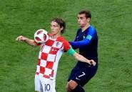 Modric Lebih Dukung Griezmann Ketimbang Mbappe untuk Ballon d'Or