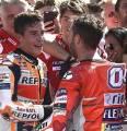 Dovizioso Sebut Ducati Harus Incar Marquez di Musim 2021 Mendatang