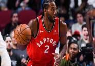 Kawhi Leonard Debut, Raptors Tumbangkan Cavaliers