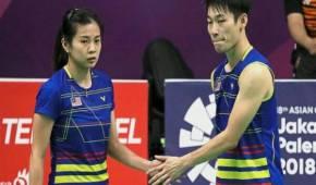 Peng Soon/Liu Ying Siap Hadapi Mantan Pelatihnya di Babak Kedua Denmark Open