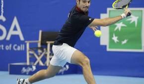 Richard Gasquet Terseok-Seok Demi Melangkah Ke Perempatfinal Di Antwerp