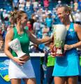 Simona Halep Mundur, Kiki Bertens Siap Tampil Di WTA Finals