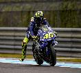 Kembali Dikalahkan Pebalap Satelit di Kualifikasi II MotoGP Jepang, Rossi Sesalkan Kesalahannya