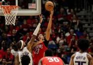 Tampil Prima, Pelicans Raih Kemenangan Kedua