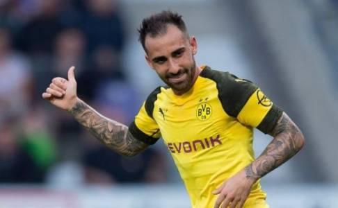 Barcelona Menyesal Pinjamkan Alcacer ke Dortmund?