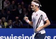Gilles Simon Paksa Roger Federer Kerahkan Kemampuan Mumpuninya Di Basel