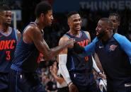 Kalahkan Suns, Thunder Petik Kemenangan Pertama Musim Ini