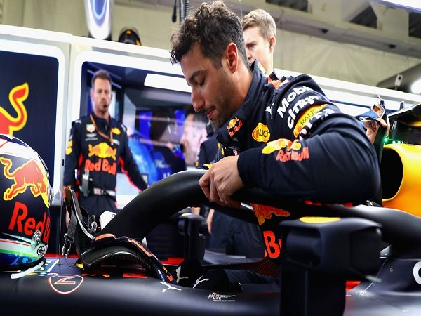 Kesal Dengan Red Bull, Ricciardo Berharap Gasly Lebih Beruntung Ketimbang Dirinya Musim Depan