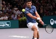 Novak Djokovic Awali Perburuan Peringkat 1 Dunia Di Paris Dengan Kemenangan