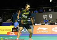 Empat Tunggal Putra Indonesia Kandas di Babak Pertama Macau Open 2018