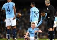 Kemenangan Man City Atas Fulham Harus Ditebus dengan Cederanya De Bruyne