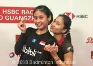 Tekuk Pasangan China, Rizki/Ketut ke Semifinal SaarLorLux Open
