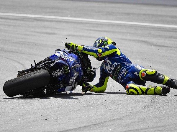 Gagal Juara Pertama di Sepang, Ini Penyesalan Rossi