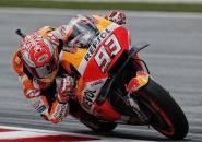 Hasil Race MotoGP Malaysia: Rossi Jatuh, Marquez Juara di Sepang