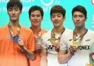Hasil Final Macau Open 2018, Korea Raih Dua Gelar Juara