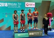 Juara Macau Open, Vivian/Cheng Wen Diingatkan Untuk Terus Menaikan Peringkat Mereka