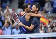 Dominic Thiem Akui Tak Bisa bermain Dengan Raket Rafael Nadal