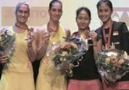Jadi Runner-up di SaarLorLux Open 2018, Ketut/Rizki Saling Lempar Pujian