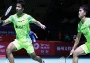Berry/Hardi Terhenti di Babak Pertama Fuzhou China Open 2018