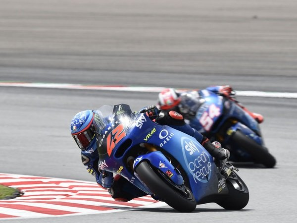 Francesco Bagnaia Tunda Naik Kelas ke MotoGP Demi Meraih Gelar Juara Moto2