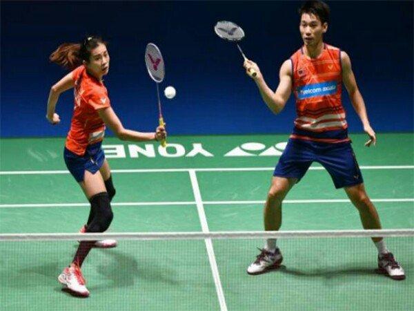 Chan Peng Soon/Goh Liu Ying Lolos Babak Kedua Fuzhou China Open 2018