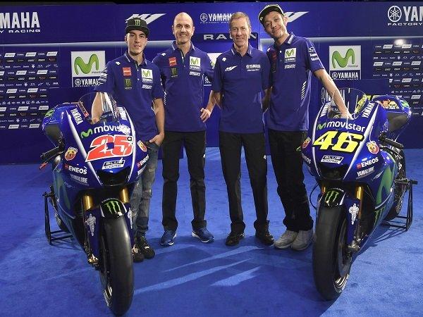 Jarvis Beberkan Persiapan Yamaha untuk Musim Depan