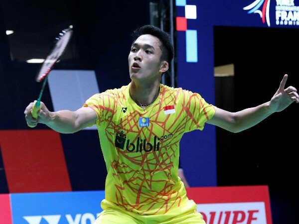 Jonatan Menang, Indonesia Pastikan Tiket Perempat Final Tunggal Putra Fuzhou China Open 2018