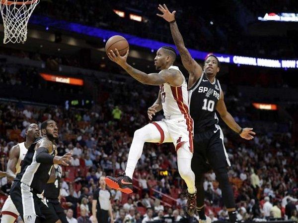 Miami Heat Raih Kemenangan Atas San Antonio Spurs