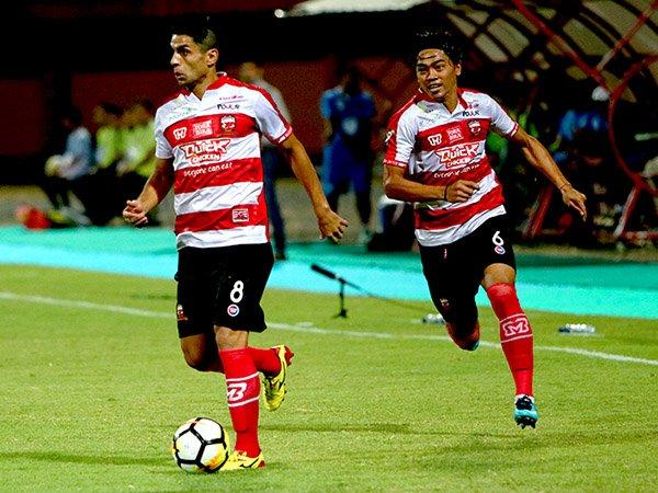 Madura United vs Bhayangkara FC, Tak Ada Jaminan 3 Poin Untuk Tuan Rumah