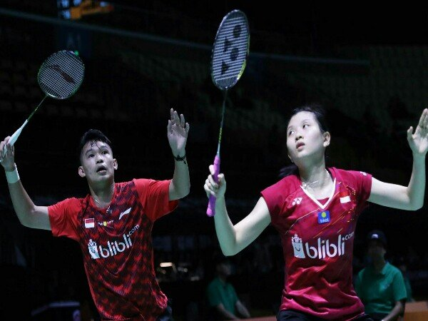 Rinov/Debby Gagal ke Perempat Final Fuzhou China Open 2018