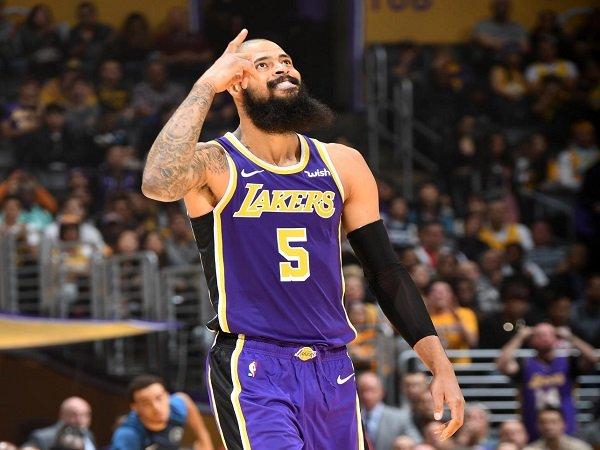 Tyson Chandler Debut, Lakers Kalahkan Timberwolves