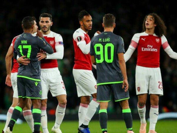 Emery Targetkan Arsenal Puncaki Grup Liga Europa