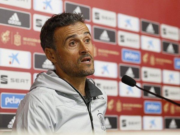 Enrique Ungkap Alasannya Panggil Kembali Alba ke Timnas Spanyol