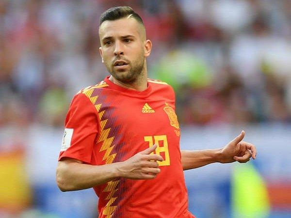 Jordi Alba Dapatkan Panggilan Balik ke Timnas Spanyol