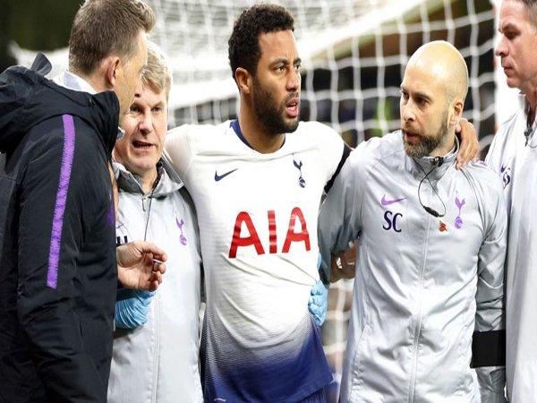 Kabar Buruk Bagi Tottenham, Gelandang Andalan Menepi Hingga 2019