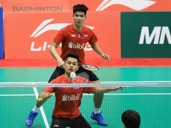 Kandaskan Denmark, Tim Indonesia Lolos Semifinal Kejuaraan Dunia Junior 2018