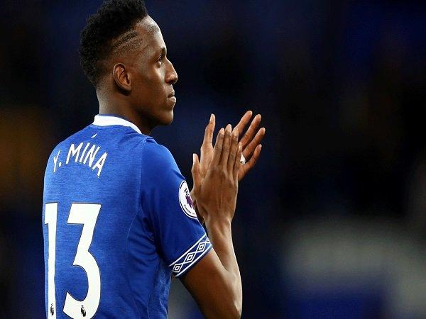 Lawan Chelsea, Yerry Mina Siap Perkuat Everton