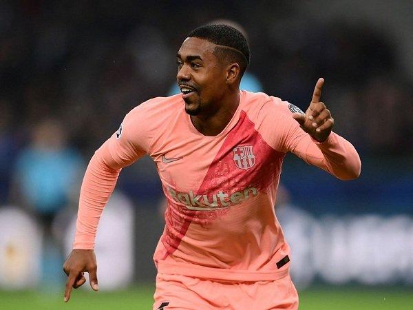 Malcom Kembali Bantah Keinginan untuk Tinggalkan Barcelona